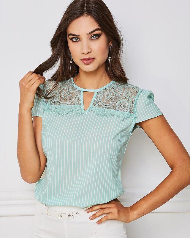 Delicadeza de blusa!!! Chegando novidades !!!!#newcollection #instagood #lailak #blusas #inlove #ootd #previewverao #instastyle #trendy