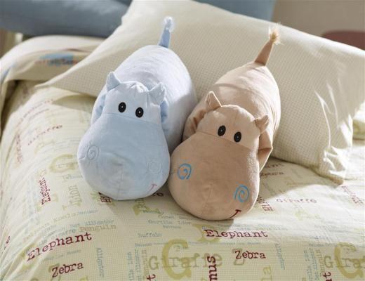 popota <3 almofadinhas de hipopotamo.