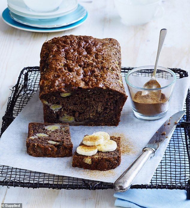 Simple recipe to make MILO banana bread wows the internet ...