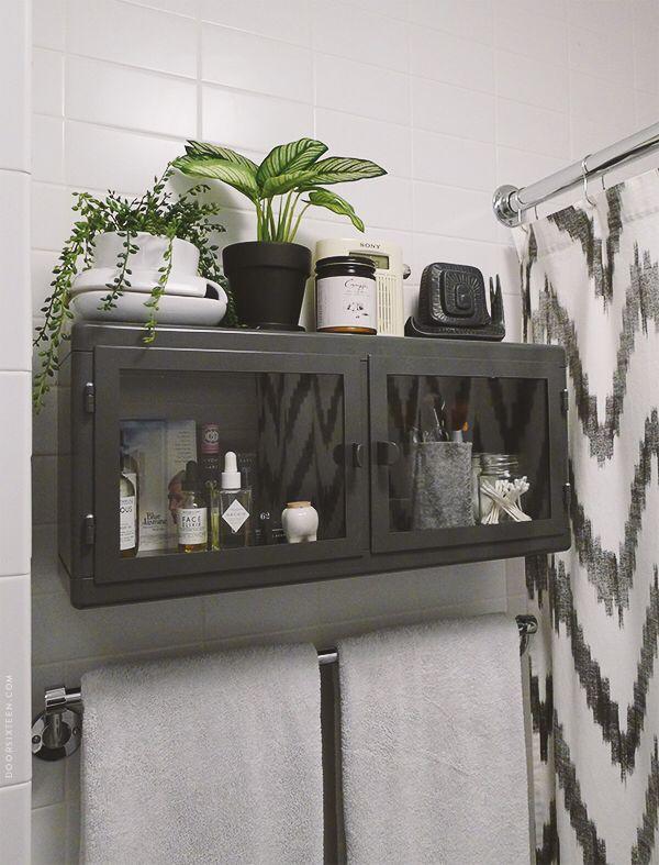 Charmant IKEA Raskog Cabinet For Bathroom (via Door Sixteen)
