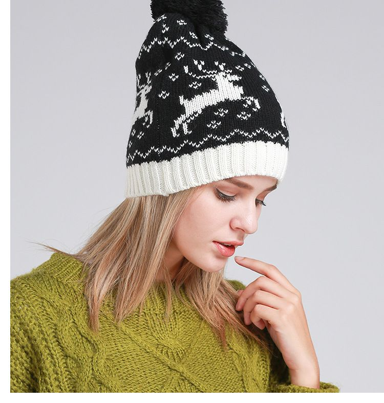 8d9dc641343 Winter Hats for Women Beanies with Top Ball