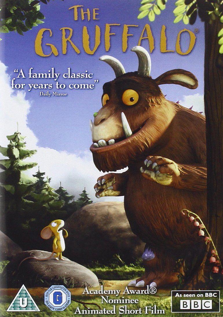 The Gruffalo [DVD] [2009] (con immagini) Film per