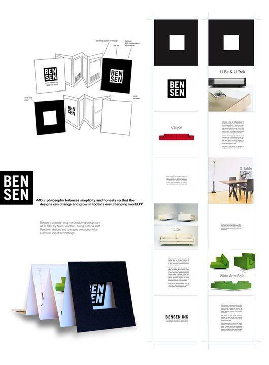 image result for unique brochure folds brochures pinterest