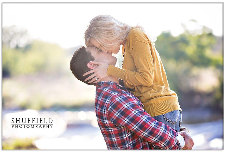 Brenna & Mason's Fall Engagement Session