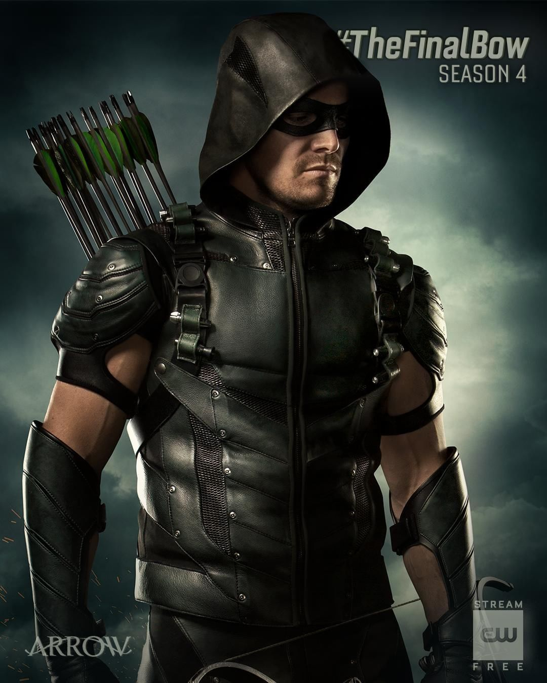 "Arrow on Instagram ""His city, his legacy. Stream Arrow's"
