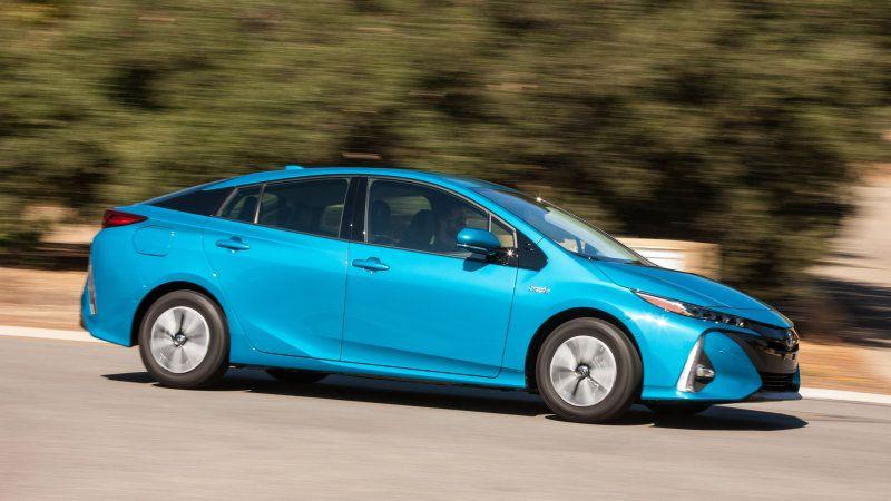 2016 Toyota Prius V Prius