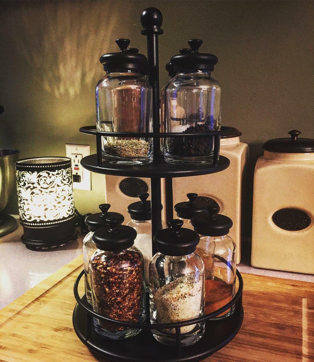 Pottery Barn Spice Racks
