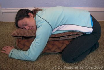 great link for yin yoga restorative poses such as
