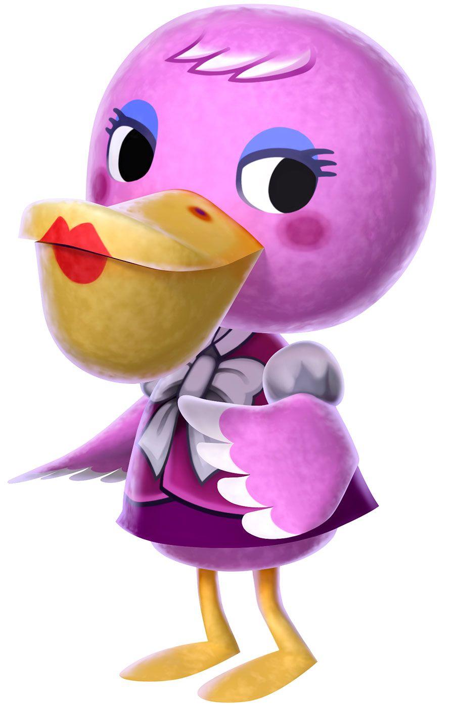 Phyllis Animal Crossing New Leaf Acnl Animal Crossing
