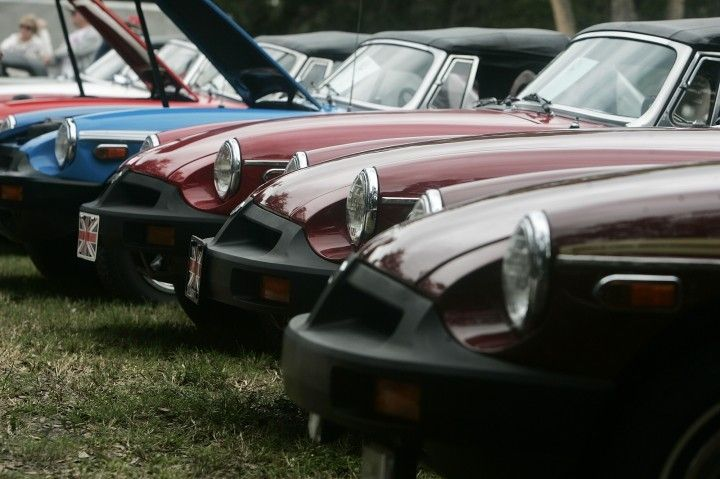 Photo Gallery Brit Bash Car Show At Riverside Park Vero Beach - Vero beach car show