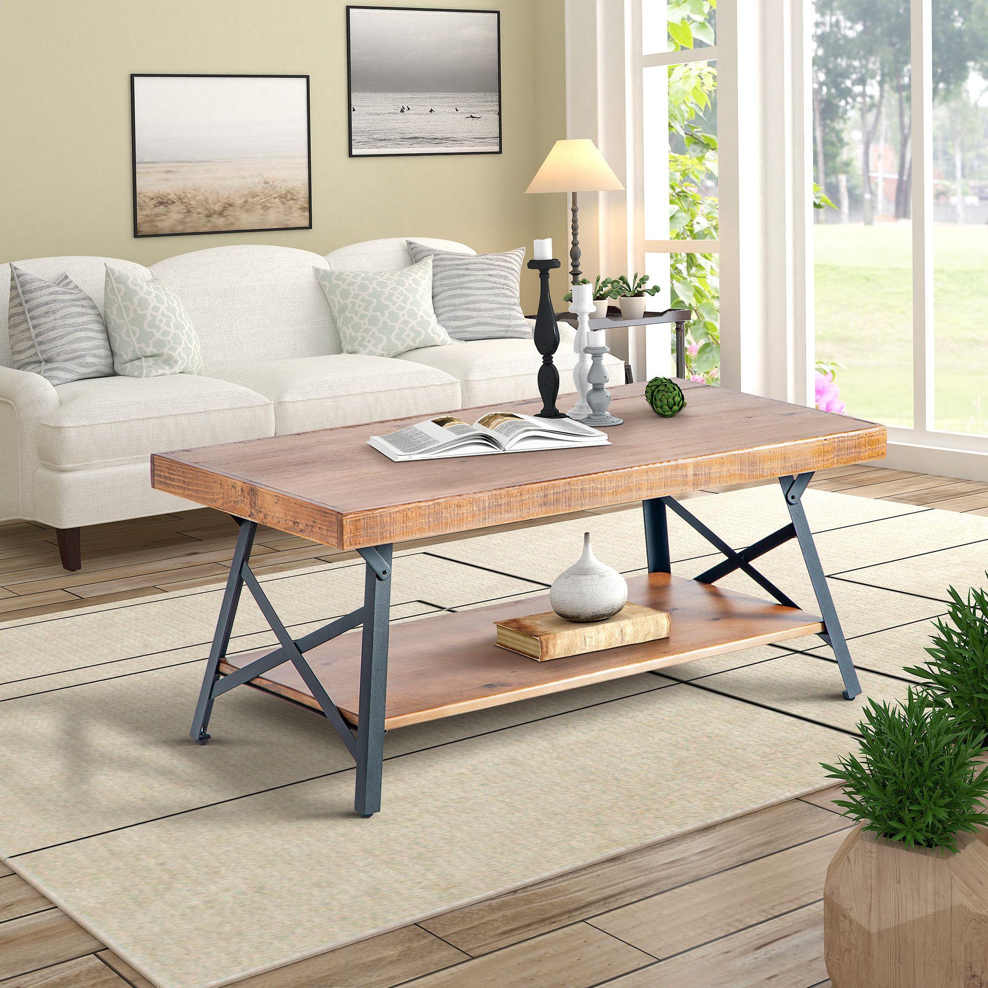Home Coffee Table Living Room Table Coffee Table Farmhouse