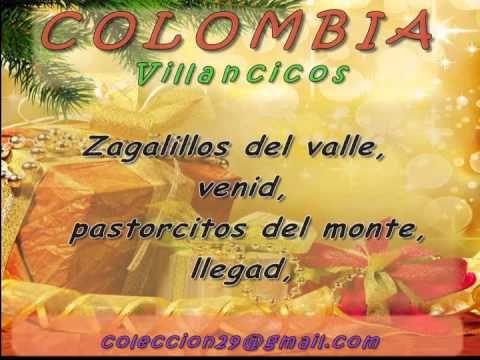Zagalillos Villancicos Colombianos Snack Recipes Christmas Traditions Food