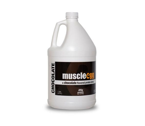 11fb1da816a4 MuscleEgg High Protein Liquid Egg Whites - 12 New Protein-Boosted Packaged  Foods - Men s Fitness