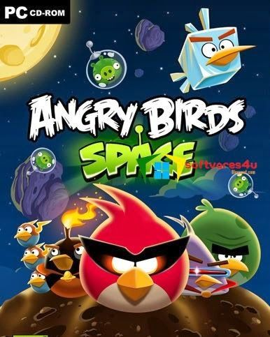 Angry Birds Space For Pc With Serial Key Full Vers