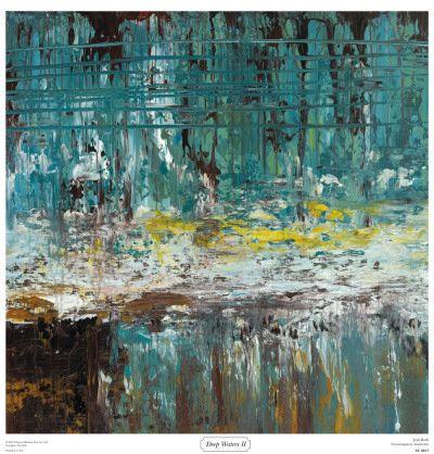Deep Waters II Plakater av Jack Roth hos AllPosters.no