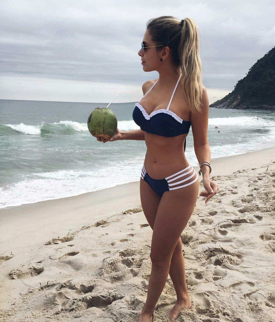 a9ccdbbae7d5 Biquini Bom Fim De Semana, Moda Praia, Biquini, Mulheres Lindas, Roupas,