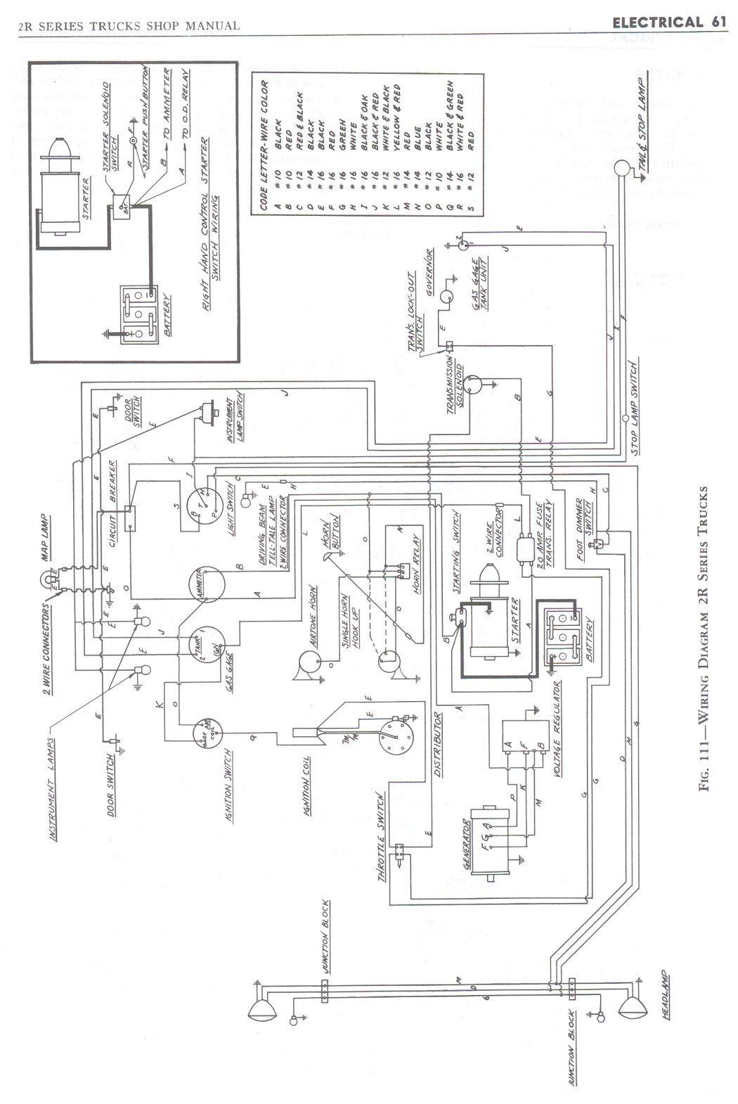 Studebaker Engine Diagrams
