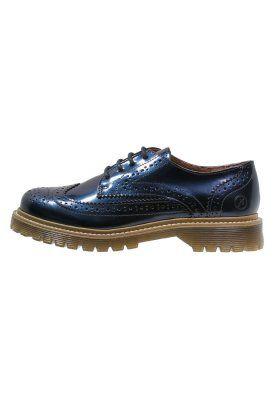 cf7beaa9ce937b Derbies Bronx Chaussures à lacets - dark blue color.962: 90,00 € chez  Zalando (au 03/04/16). Livraison et retours gratuits et service client  gratuit au 0800 ...