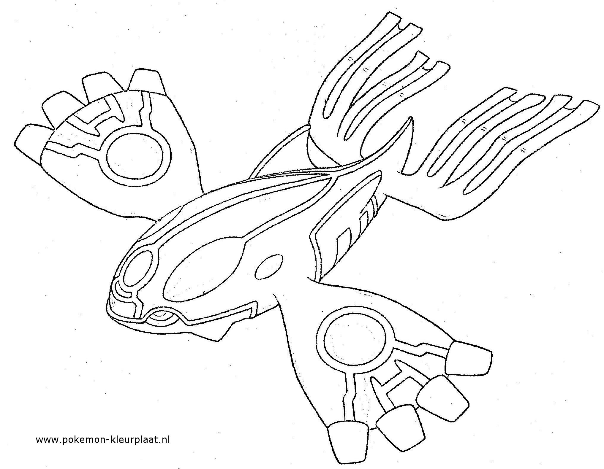 Pokemon Coloring Pages Primal Kyogre Pokemon Coloring Pages