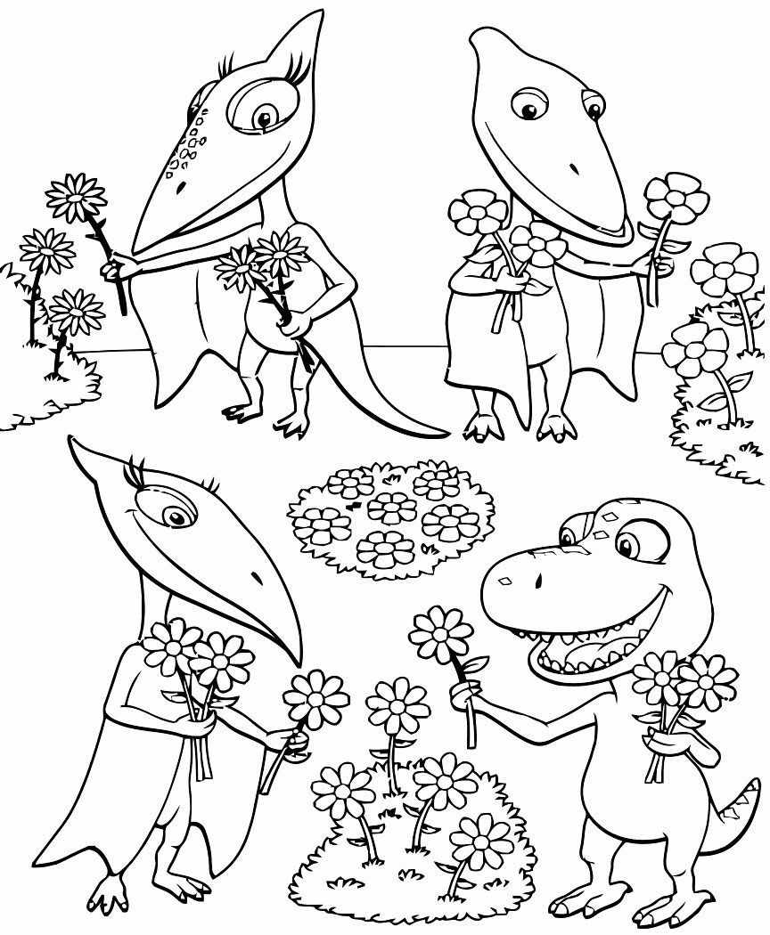 27 Brilliant Image Of Dinosaur Train Coloring Pages Entitlementtrap Com Train Coloring Pages Dinosaur Coloring Pages Cartoon Coloring Pages