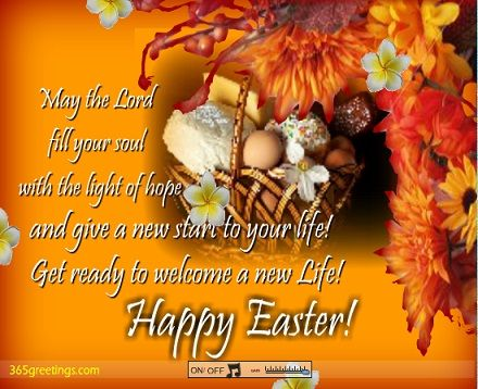 Happy Easter Wishes And Messages  Happy Easter Messages Easter