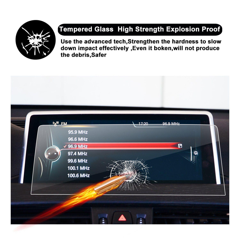 Customized For 2018 Bmw X2 F39 Touch Screen Car Display Navigation Screen Protector R Ruiya Hd Clear Tempered Glass Pr Navigation Screen Protector Touch Screen