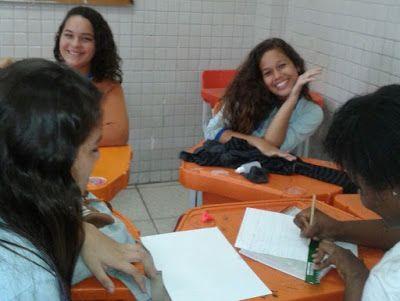 Blog do Inayá: Professora Verônica Andade trabalha Média Aritmética de forma diferente