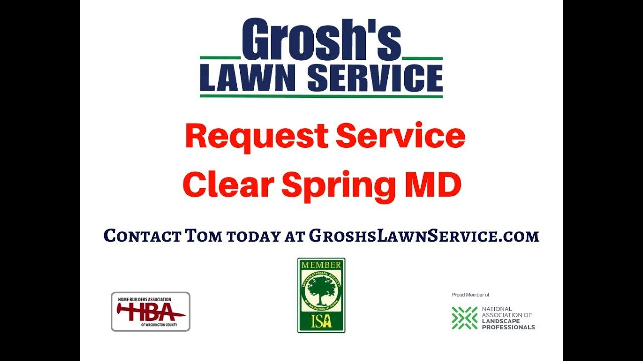 Lawn Mowing Service Clear Spring MD Request Service