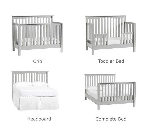 Best Kendall 4 In 1 Convertible Crib Cribs Convertible Crib 400 x 300