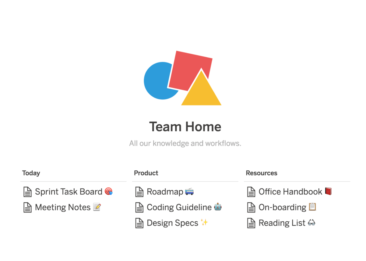 A New Tool That Blends Your Everyday Work Apps Into One It S A Unified And Collaborative Workspace For You And Your Team Notions Task Collaborative Workspace