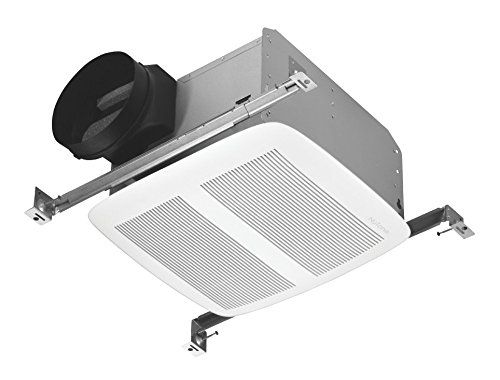 This White Bathroom Exhaust Fan Is Energy Efficient And Ul Listed Style 28690 At Lamps Plus