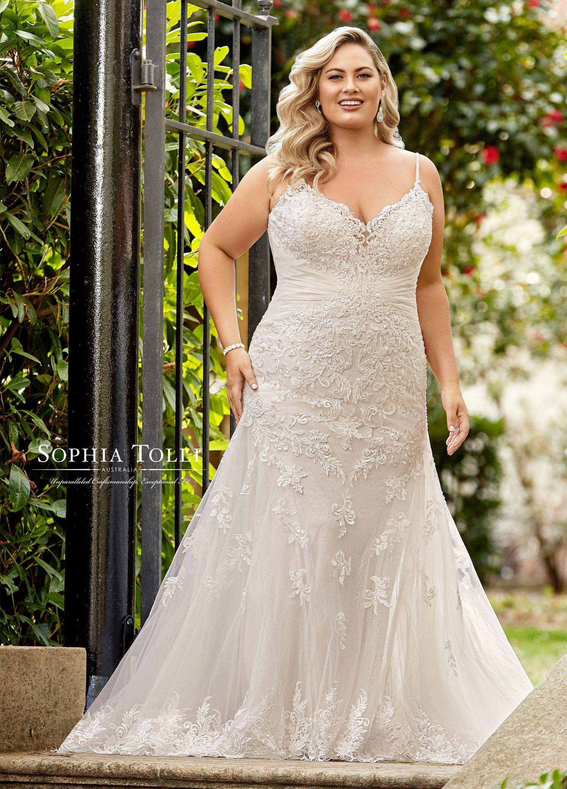 Sophia Tolli Esmerelda Sophia Tolli Sophia Tolli Wedding Dresses Wedding Dresses Wedding Dress Train [ 2560 x 1840 Pixel ]