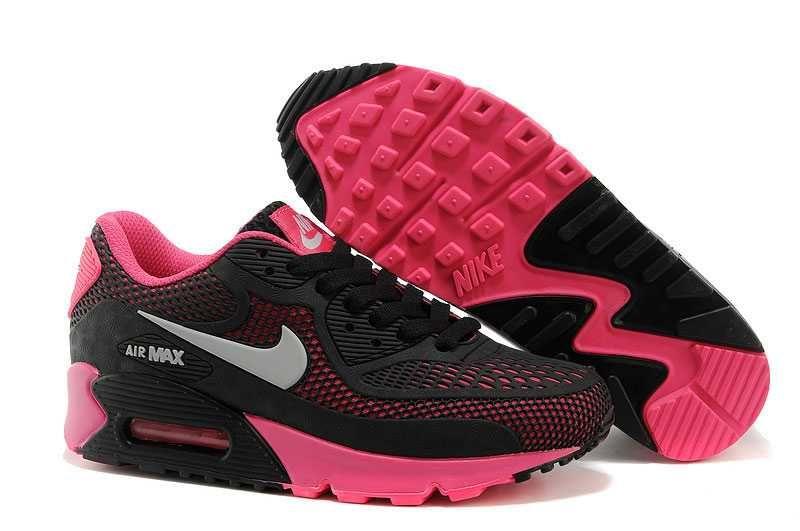 nike air max 90 svart rosa