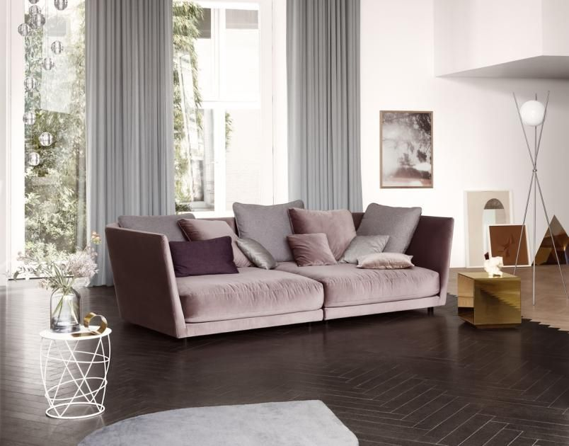 lieblings sofas polsterm bel aus leder und stoff sofa tondo von rolf benz lieblingssofas. Black Bedroom Furniture Sets. Home Design Ideas