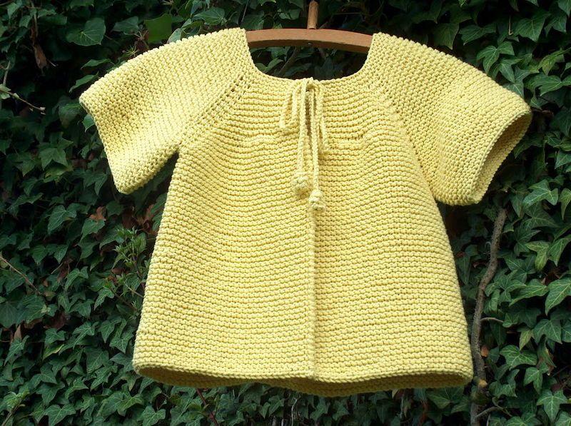Berühmt tuto gilet April taille 8 ans les Wouimardis | tricot | Pinterest  KT53