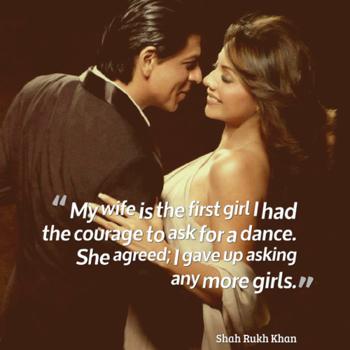 Love This Couple Shah Rukh Khan And Gauri Khan Let S Talk