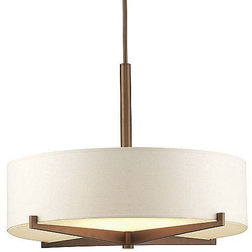 Fisher Island Drum Pendant By Philips Forecast Lighting At