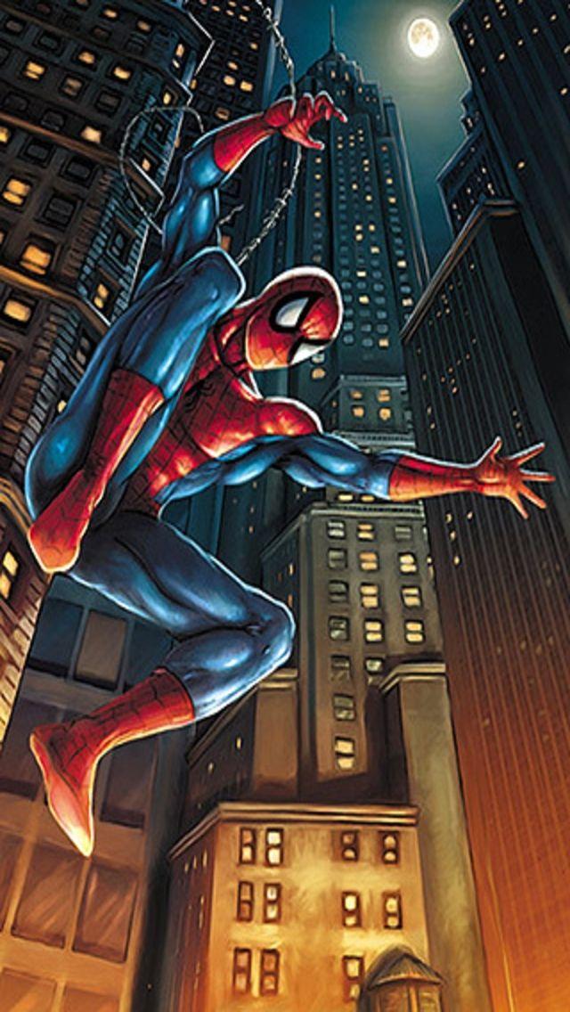 スパイダーマン 映画の壁紙 スマホ壁紙/iPhone待受画像ギャラリー アメコミ スパイダーマン