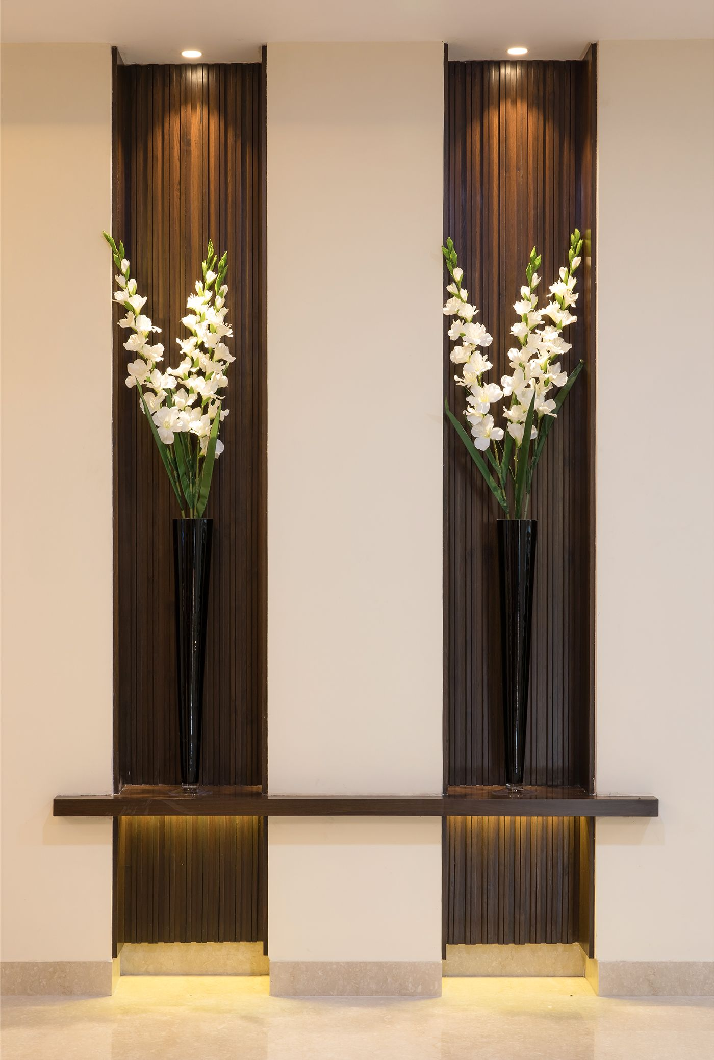 Residence designed for client in Ludhiana, India | Hallway ...