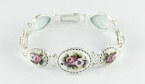 Russian Enamel Jewelry - Russian culture