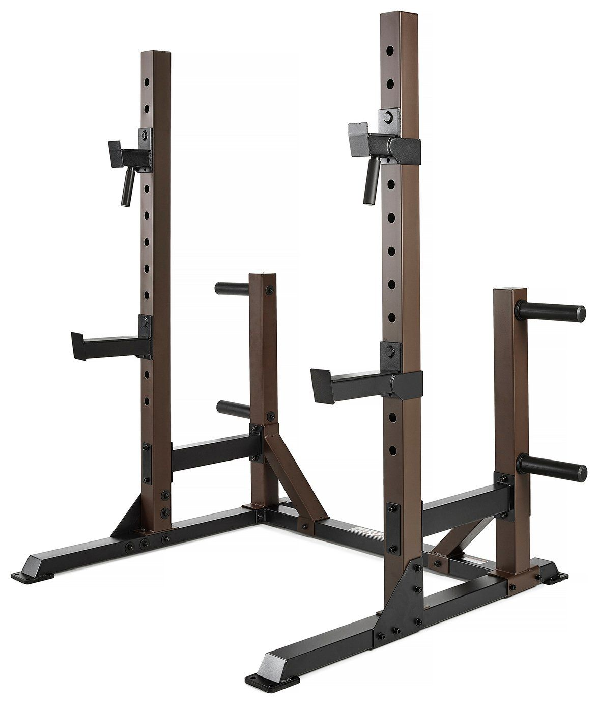 Steelbody By Marcy Squat Rack Base Trainer In 2020 Squat Rack Barbell Workout Squats