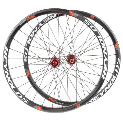 64898 Bicycle Parts Custom Reynolds Am Carbon Clincher Mountain