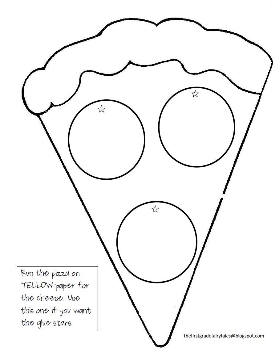 First Grade Fairytales: Proper Noun Pizzas & a FREEBIE