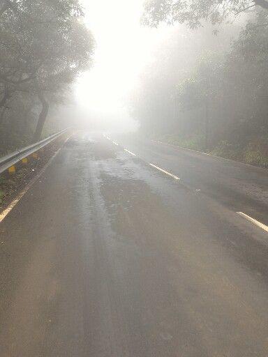 #fog #photography #ZenFone #street #openstreet #zenclick #PixelMaster #lonavla #pune #2bikes #4ppls