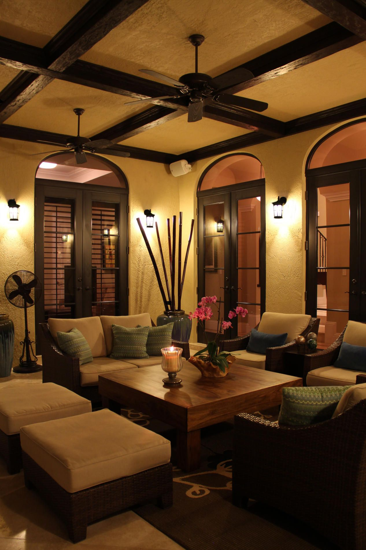 Tuscan interior design for Tuscan style homes interior