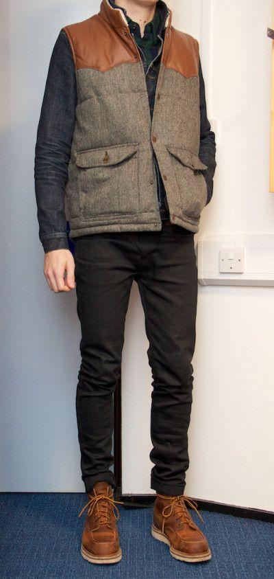 840296e520e Non-monochrome Black Jeans Inspiration Album - Imgur Black Red Wing Boots