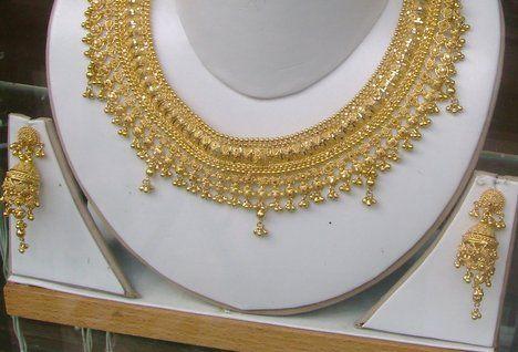 41b945ecd6162b543ac2604c693c Grande Jpg 468 318 Bridal Gold Jewellery Gold Jewelry Fashion Gold Pearl Jewelry