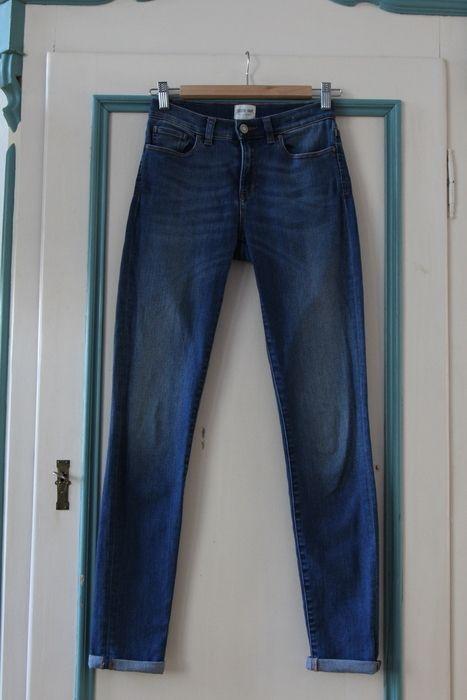 4ac7562eb8bd Sissy Boy   Skinny Jeans in schönem Blau Midrise Gr. 27 32   Sissy ...