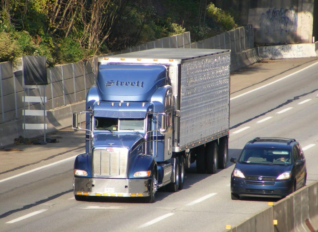 Peterbilt 386 Chrome Bumper | Peterbilt 379/389/587