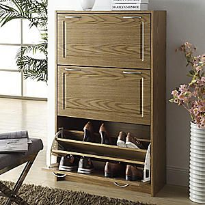 Exceptionnel Deluxe Triple Shoe Cabinet